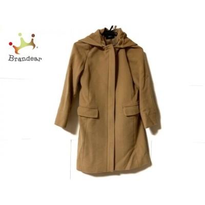 ビッキー VICKY コート サイズ1 S レディース ブラウン 冬物     スペシャル特価 20201130