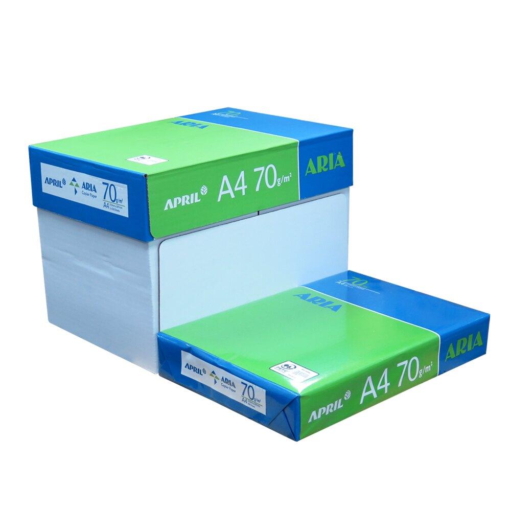 【史代新文具】ARIA 70P A4影印紙(每箱5包)