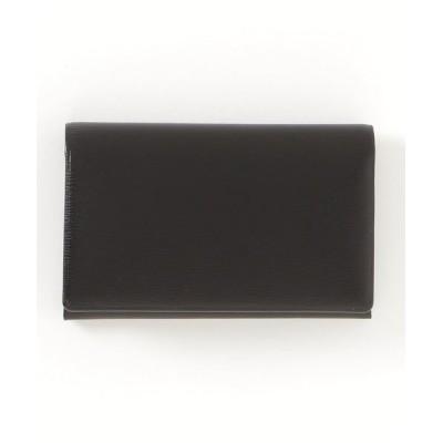 BAG MANIA / LANVIN COLLECTION(ランバン・コレクション) 風琴マチ名刺入 MEN 財布/小物 > 名刺入れ