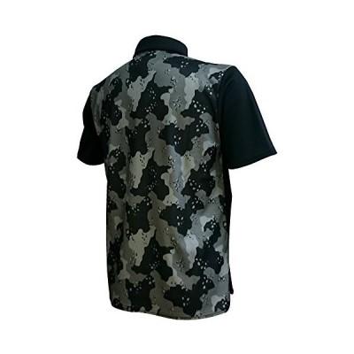 penetrar ペネトラール デザートカモポロシャツ 271-35400 Mサイズ ブラック