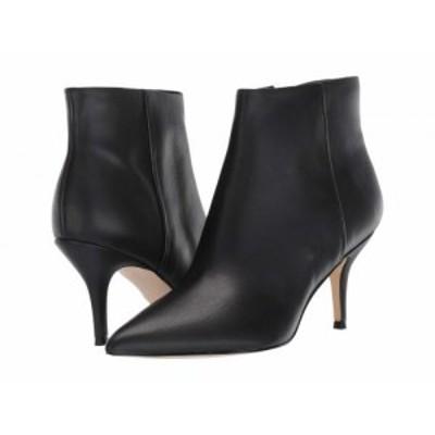 Nine West ナインウエスト レディース 女性用 シューズ 靴 ブーツ アンクル ショートブーツ Patrice 3 Black【送料無料】
