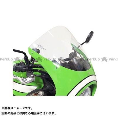 【雑誌付き】ゼログラビティ Z900RSカフェ スクリーン コルサ カラー:スモーク ZEROGRAVITY