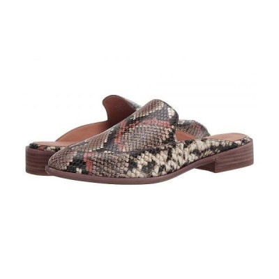 Madewell レディース 女性用 シューズ 靴 クロッグ ミュール Frances Loafer Mule - Spiced Cider Multi