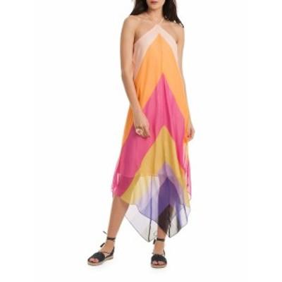 トリーナ ターク レディース ワンピース Hummingbird Silk Dress
