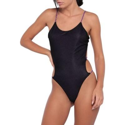 フォーギブネス 4GIVENESS レディース ワンピース 水着・ビーチウェア One-Piece Swimsuit Black