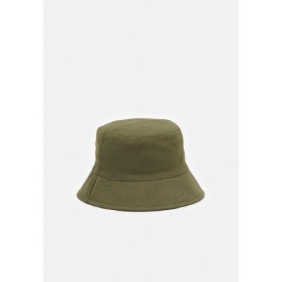 ピーシーズ 帽子 レディース アクセサリー PCNABBY BUCKET HAT - Hat - sea turtle
