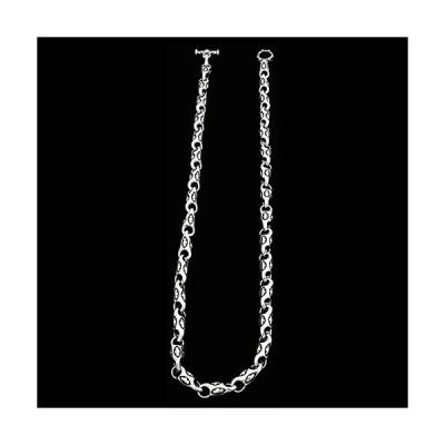 TRAVIS WALKER/DOUBLE CROSS(トラヴィスワーカー/ダブルクロス):Small Roller Cross Necklace(スモールローラークロスネックレス)