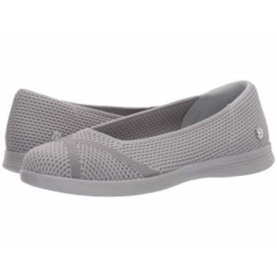 SKECHERS Performance スケッチャーズ レディース 女性用 シューズ 靴 フラット On-The-Go Capri Gray【送料無料】