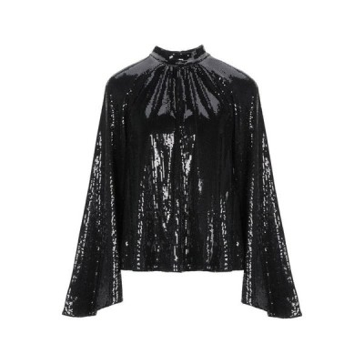 RTA ブラウス  レディースファッション  トップス  シャツ、ブラウス  長袖 ブラック
