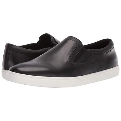 ケネスコール Stand Slip-On メンズ スニーカー 靴 シューズ Black