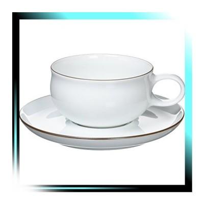 白/ティーカップ & ソーサー G型ティーカップ&ソーサー