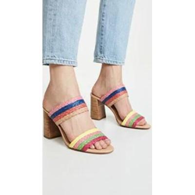 alice + olivia レディースサンダル alice + olivia Leeda Double Strap Sandals?