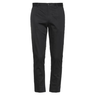 ドルチェ & ガッバーナ DOLCE & GABBANA パンツ ブラック 46 コットン 100% パンツ