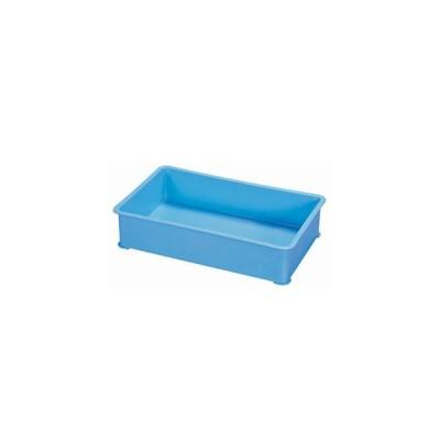 サンコー PP 特大カラー番重 A型 ブルー ABV8701