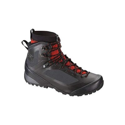 ARCTERYX Bora2 Mid Hiking Boot - Men's Boots 9.5 Black/Cajun