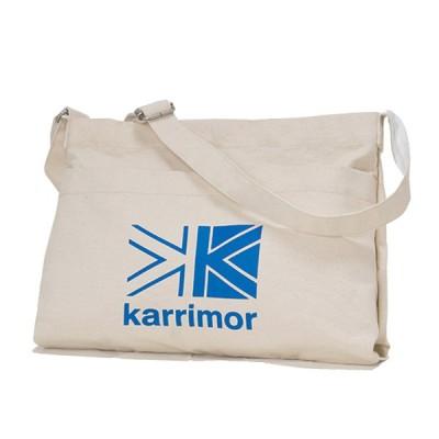 カリマー karrimor コットンショルダー cotton shoulder カジュアル バッグ ショルダーバッグ【191013】