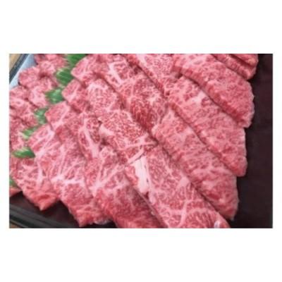 四万十麦酒(ビール)牛 厚切り焼き肉用 Asz-04