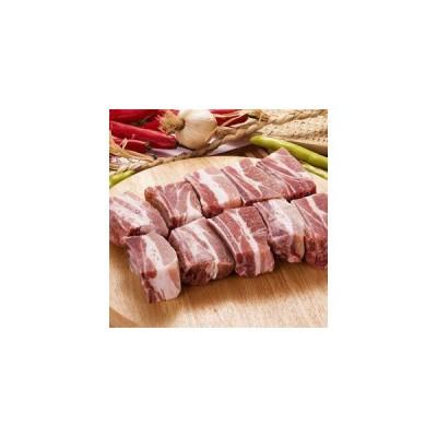 韓グルメ-KANGURUME 冷凍 豚スペアリブカット1kg