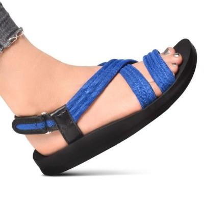 レディース 靴 コンフォートシューズ AEROTHOTIC Hadal Women's Arch Support Strappy Sandals