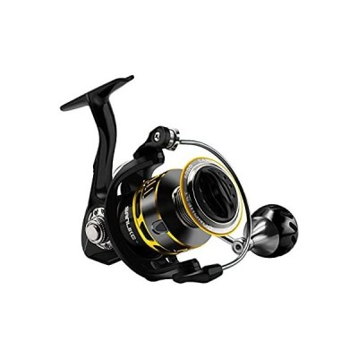 サンライク(SANLIKE) スピニングリール遠投 エギングリール 超軽量 淡水釣り海釣り ギア比5.2:1/5.1:1 最大ドラグ力15KG 7+1