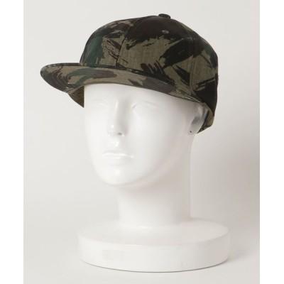 SHIPS / SUBLIME: パターン ベースボール キャップ CAMO MEN 帽子 > キャップ