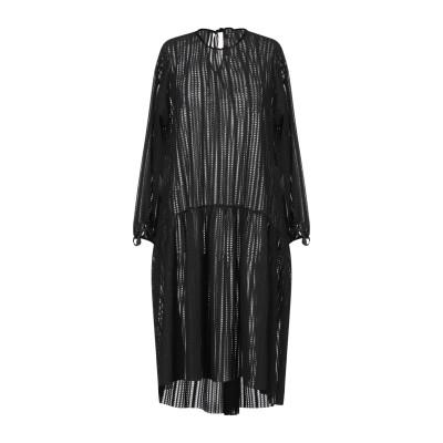 ZEUSEDERA ミニワンピース&ドレス ブラック M ポリエステル 90% / ポリウレタン 10% ミニワンピース&ドレス