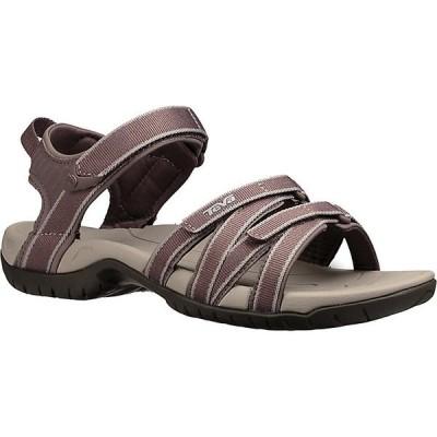 テバ サンダル レディース シューズ Teva Women's Tirra Sandal Plum Truffle