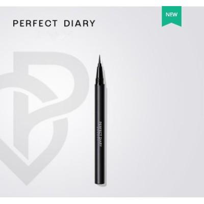 【PERFECT DIARY】アイライナーペン很に细かく长持ちする不審な防水性、耐汗性、非漂白性