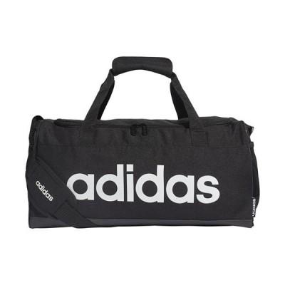 [adidas]アディダス リニア ロゴ ダッフルバッグ (GVN38)(FL3693)