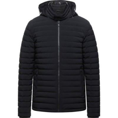 ムースナックル MOOSE KNUCKLES メンズ ダウン・中綿ジャケット アウター down jacket Black