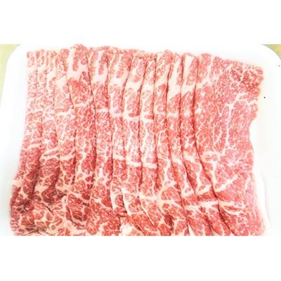 とやま和牛肉 もも肉スライス(約400g)