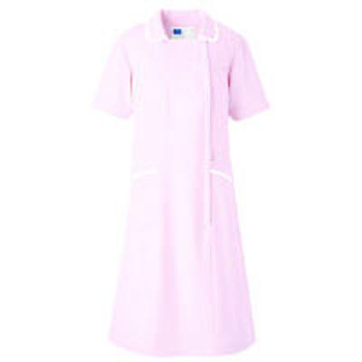 自重堂自重堂 ワンピース 女性用 ピンク 4L WH11200(取寄品)