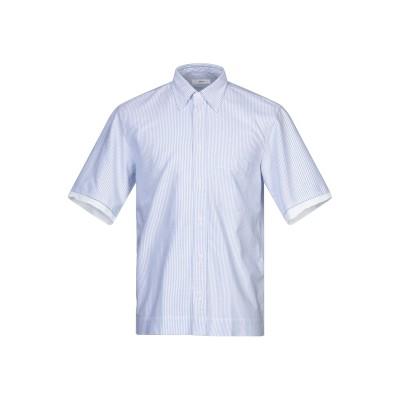 マウロ グリフォーニ MAURO GRIFONI シャツ スカイブルー S コットン 100% シャツ