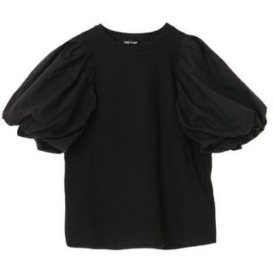 tシャツ Tシャツ VOLUME SLEEVE トップス