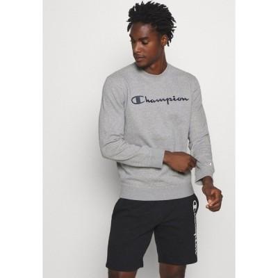 チャンピオン パーカー・スウェットシャツ メンズ アウター LEGACY CREWNECK - Sweatshirt - dark grey