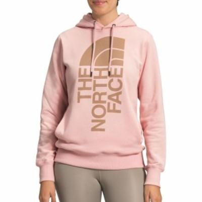 ザ ノースフェイス The North Face レディース パーカー トップス Trivert Pullover Hoodie Evening Sand Pink