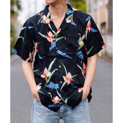 シャツ ブラウス 【Web掲載】キューバシャツ ANDRES CAVIAR