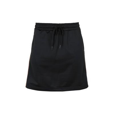 ヴァンズ VANS ミニスカート ブラック XS ポリエステル 100% ミニスカート