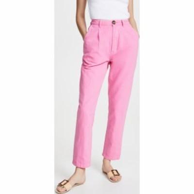 ローラズ Rollas レディース ボトムス・パンツ Horizon Linen Pants Hot Pink