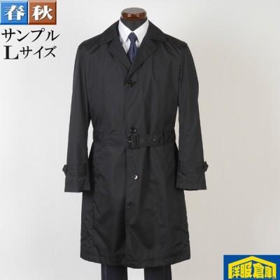 ステンカラー コート メンズ スプリングコート Lサイズ ビジネスコートSG-L 7000 SC57182