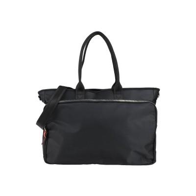 ディーゼル DIESEL ハンドバッグ ブラック ナイロン 95% / ポリウレタン 5% / 合金亜鉛 / 銅 ハンドバッグ
