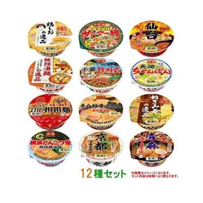 ニュータッチ 凄麺 12種セット