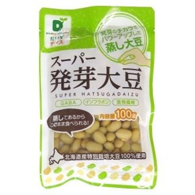 だいずデイズ やわらかスーパー発芽大豆 100g