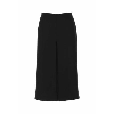 ジル・サンダー レディース スカート ボトムス Jil Sander Layered A-Line Skirt -