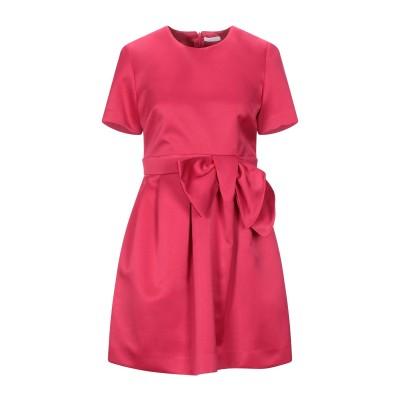 パロッシュ P.A.R.O.S.H. ミニワンピース&ドレス フューシャ S ポリエステル 100% ミニワンピース&ドレス