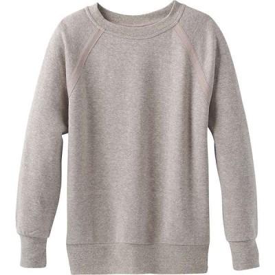 プラーナ レディース パーカー・スウェット アウター Prana Women's Cozy Up Sweatshirt Plus