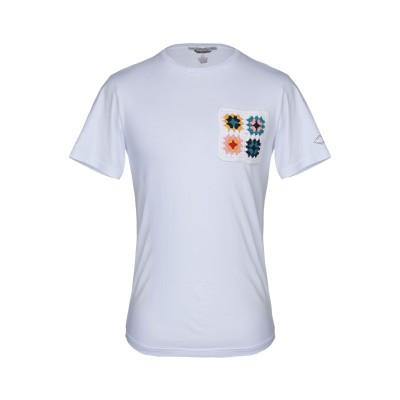 ダニエル アレッサンドリーニ DANIELE ALESSANDRINI T シャツ ホワイト S コットン 100% T シャツ