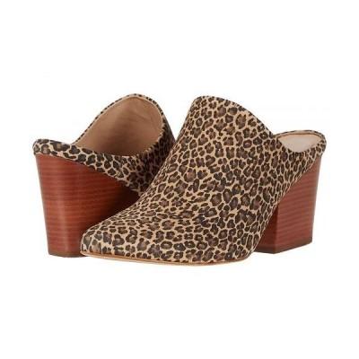 ABLE レディース 女性用 シューズ 靴 ヒール Rojas Mule - Leopard