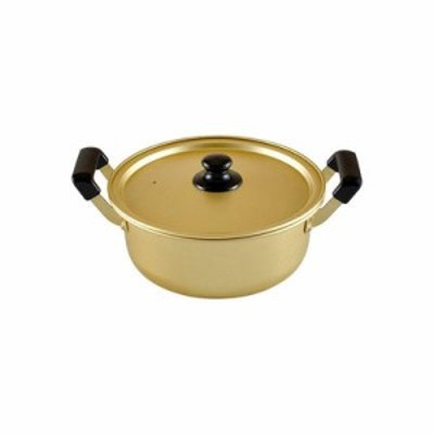 和平フレイズ 4903779097003 豊味庵 アルミ鍋 20cm RA-9700 (鍋)