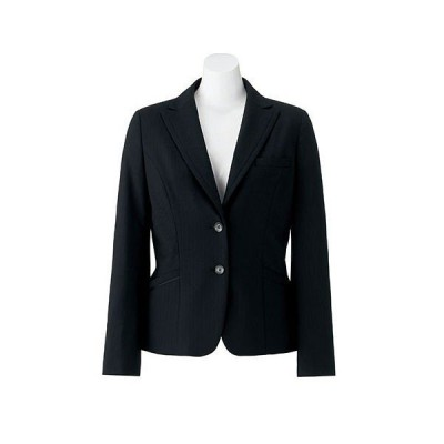 ボンマックス BONOFFICE ジャケット ブラック 5号 AJ0252-16 1着(直送品)
